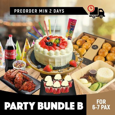 Picture of Party Bundle B