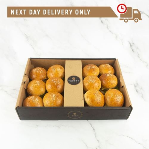 Picture of Mini Burgers Catering Box
