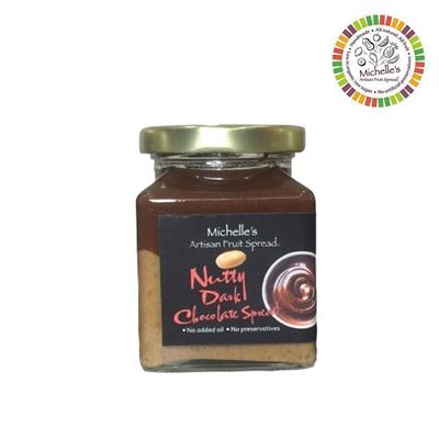 Picture of Nutty Dark Chocolate Spread