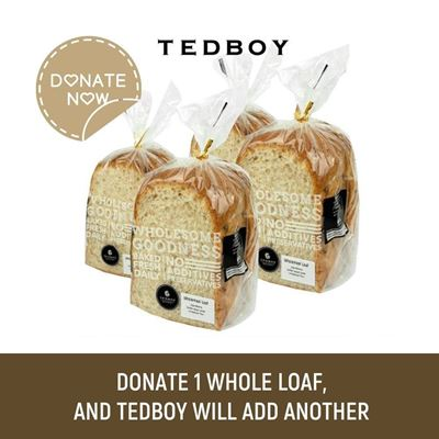 Picture of Donation Wholemeal Bread (Whole Loaf)