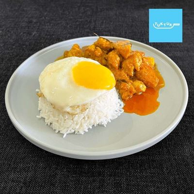 Picture of Curry Rice by Tuk Tuk