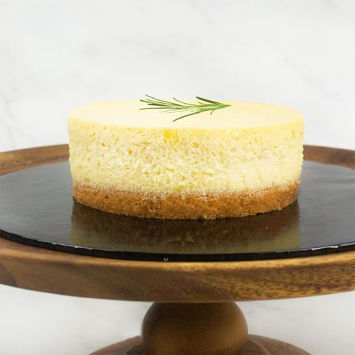 """Picture of Durian Cheesecake 4"""""""