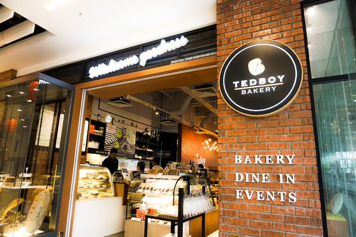 Tedboy Bakery The School Jaya One